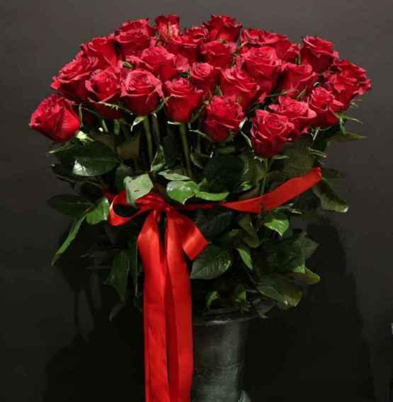 Bouquet di rose rosse extra – IMG 9574 e1588861781429