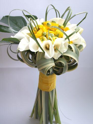 Bouquet calle e ranuncoli – bouquet anemoni e calle