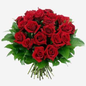 Bouquet rose rosse corte – url7