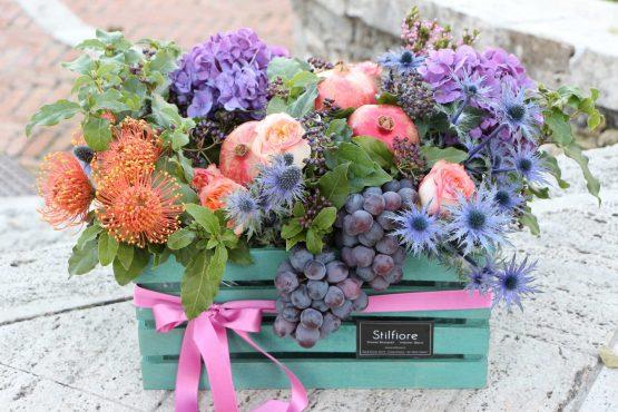 Cassetta con fiori e frutta – IMG 1272 1