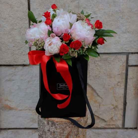 Flower gift bag rose e peonie – 20200530 191019 3