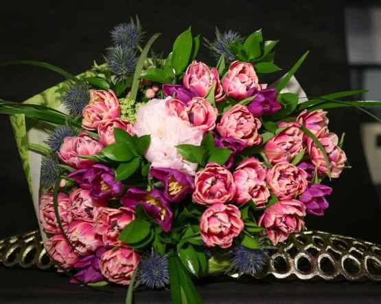 Bouquet tulipani e peonie – IMG 7974
