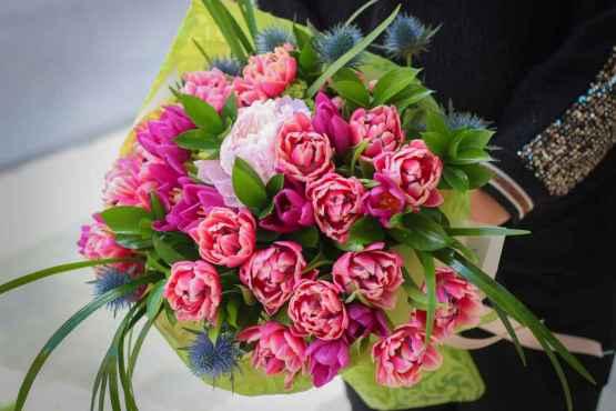Bouquet tulipani e peonie – IMG 8050