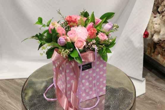 Flower gift bag – IMG 8903