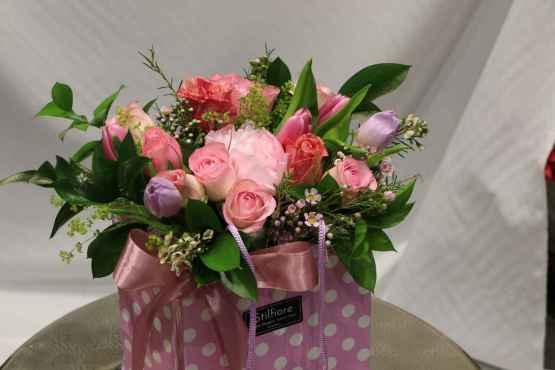 Flower gift bag – IMG 8906
