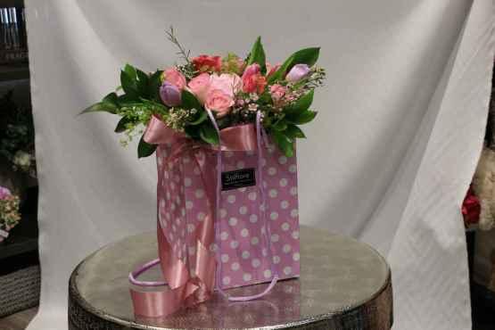 Flower gift bag – IMG 8910