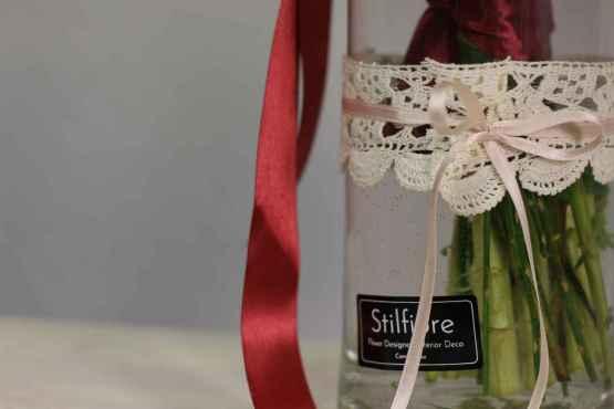 Bouquet di rose miste bianche e rosa – IMG 9058 8