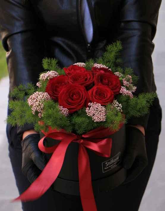 Flowerbox di Rose rosse – IMG 9122 2