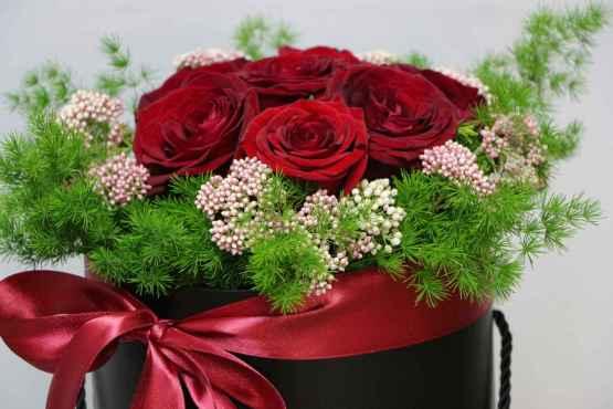 Flowerbox di Rose rosse – IMG 9134 3