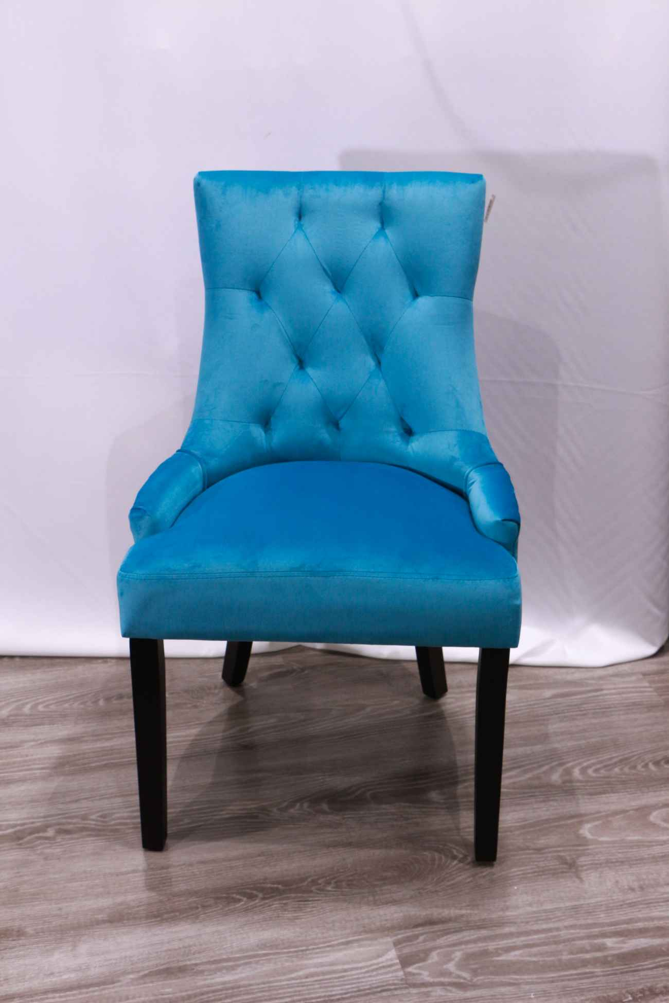Coppia sedie in velluto - Stilfiore