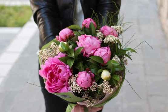 Bouquet di peonie – IMG 9585