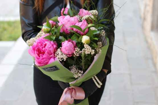 Bouquet di peonie – IMG 9590
