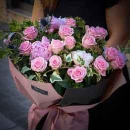 Bouquet rose rosa e peonie – IMG 0076