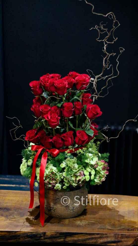 Bouquet di rose rosse extra – Bouquet Rose Rosse