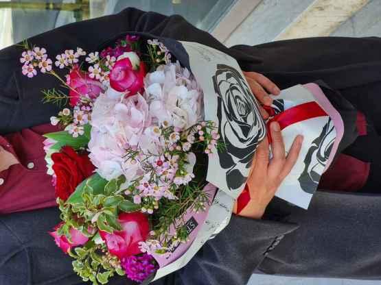 Bouquet fiori misti – 20210410 125029