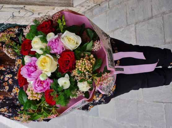 Bouquet fiori misti – 20210412 103429