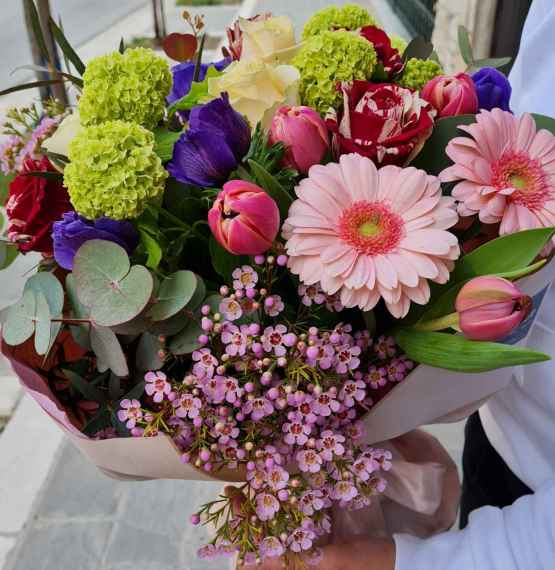 Bouquet fiori misti – 20210426 123908 1